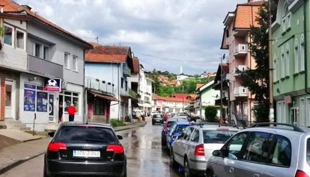 Dezinfekcija ulica i javnih površina
